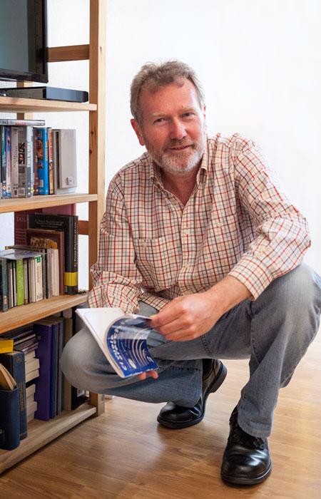 Acerca de Paul Kelly, Profesor Inglés Online